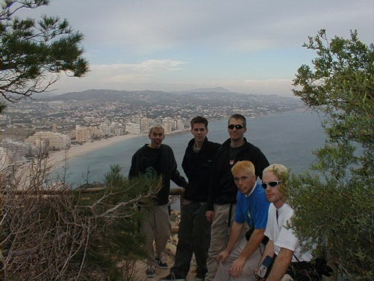 The dirty dawgs of Calpe